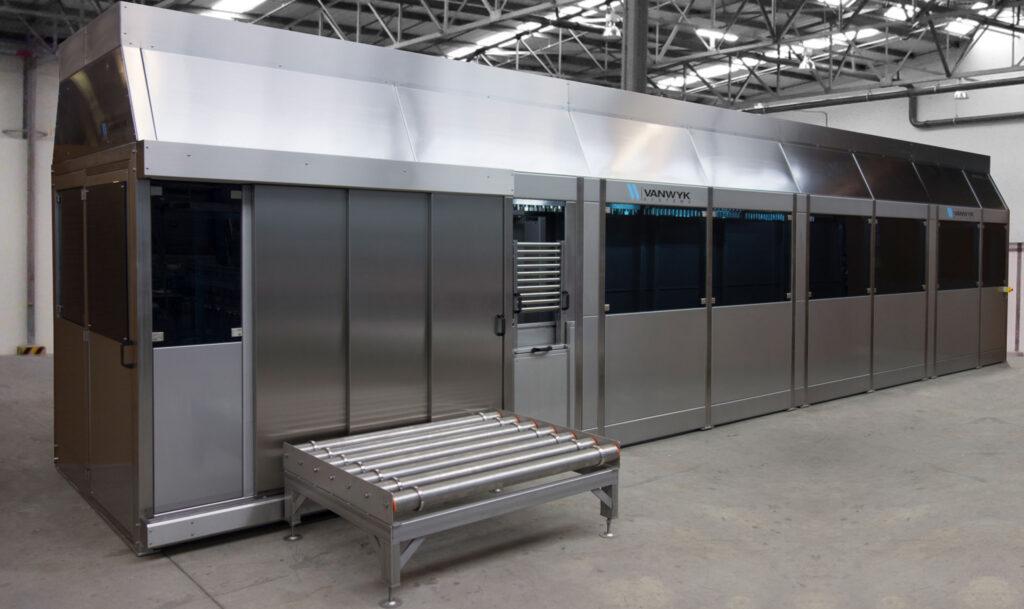 Automated Blending Unit