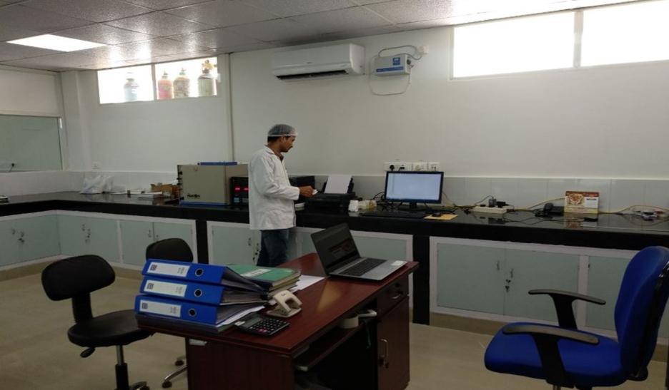 Quality Control Lab